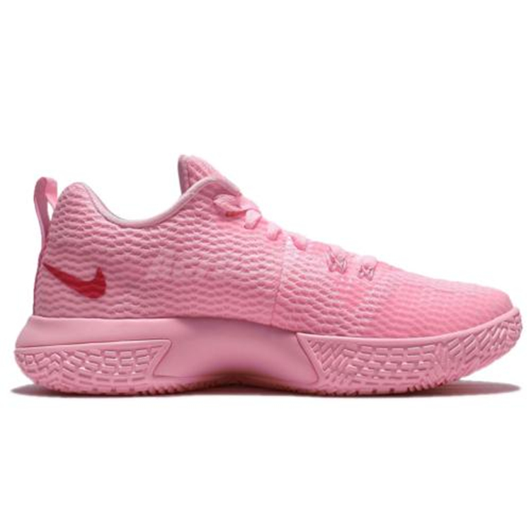 Nike Zoom Live II EP Breast Cancer Pink Red Shoes