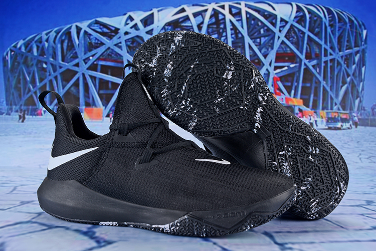 Nike Zoom Shift 2 EP All Black White Shoes