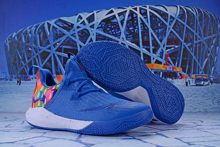 Nike Zoom Shift 2 EP Blue Colorful Shoes