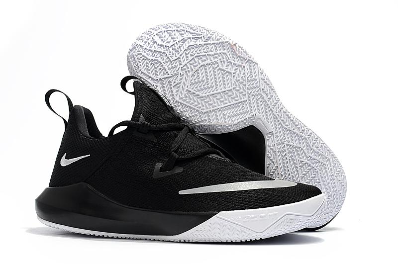 722f01f43985 Nike Zoom Shift II Black White Shoes