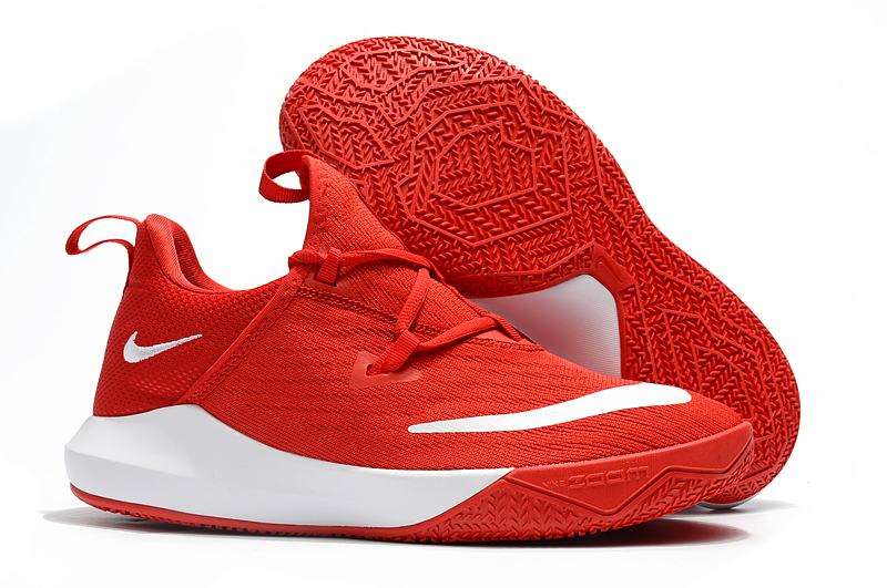 Nike Zoom Shift II Red White Shoes