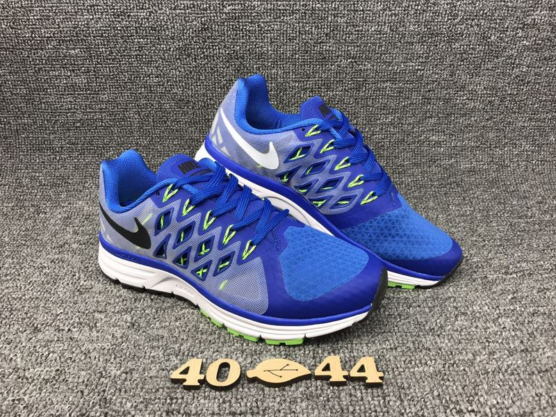 Nike Zoom Vomero IX Royal Blue White Running Shoes