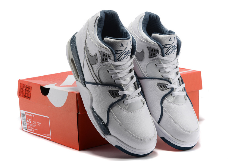 Nike Air Flight 89 Splash Ink Shoes