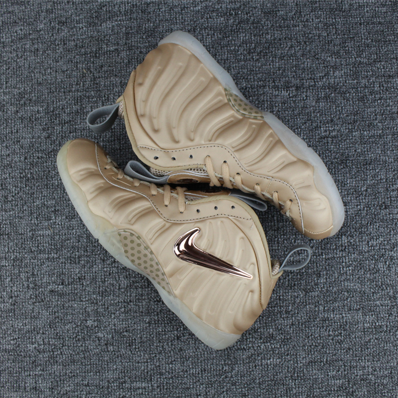 Nike Air Foamposite One All Gold