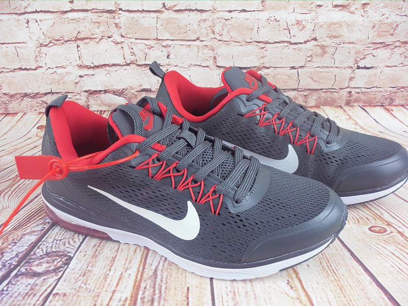 Nike Air Max 2019 Grey Red White Shoes