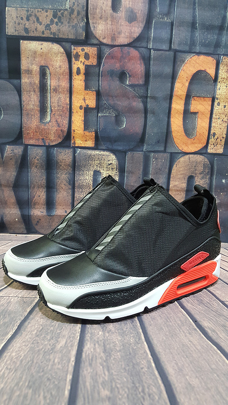 Nike Air Max 90 Ultra Superfly HTM Black Orange Grey Shoes