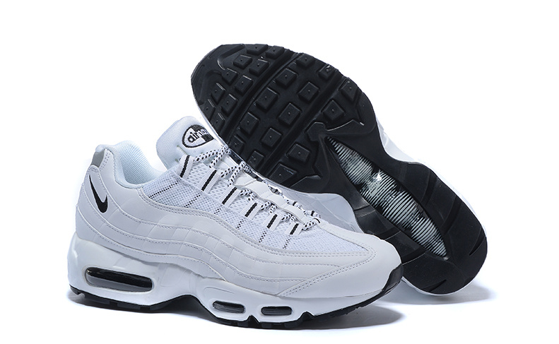 New Nike Air Max 95 20th Grey Black Shoes