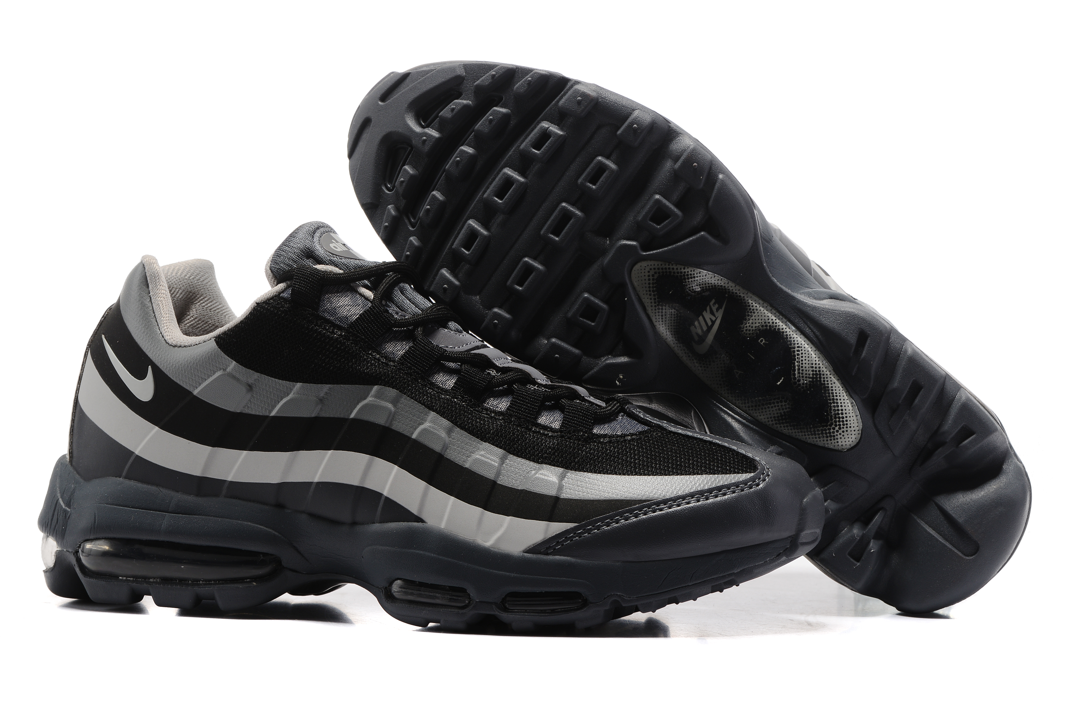 Nike Air Max 95 Black Grey Shoes
