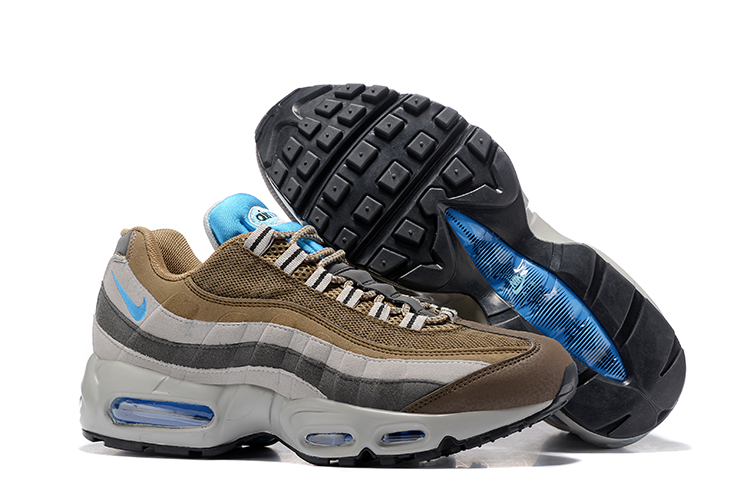 Nike Air Max 95 Brown Grey Shoes