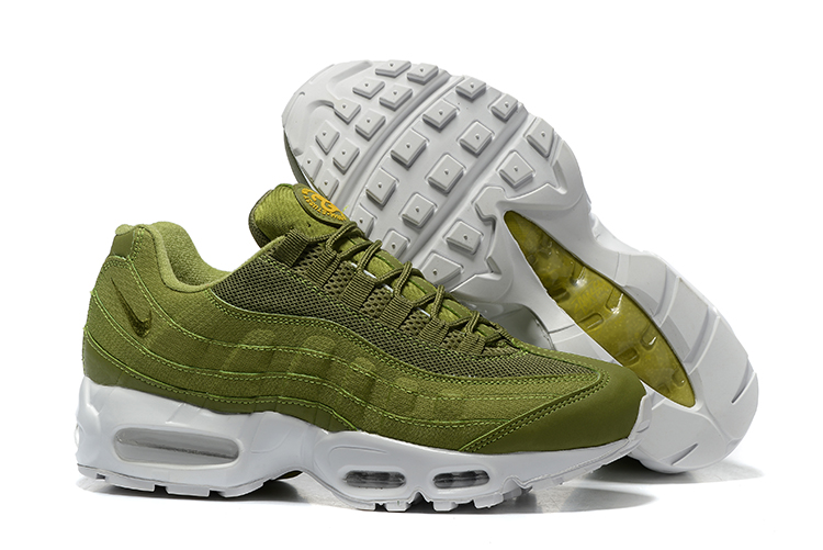 Nike Air Max 95 Green Shoes