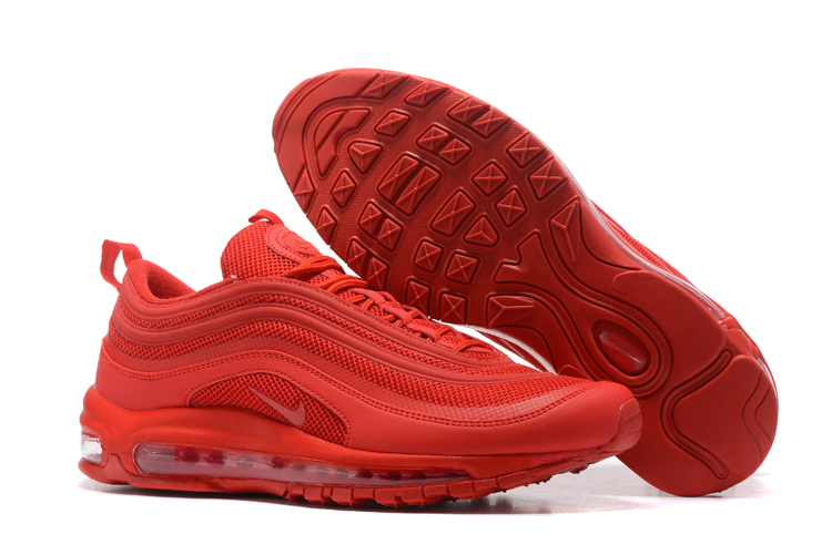 Nike Air Max 97 All Red Shoes