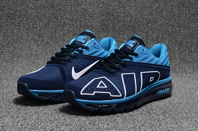 2017 Nike Air Max Flair Blue