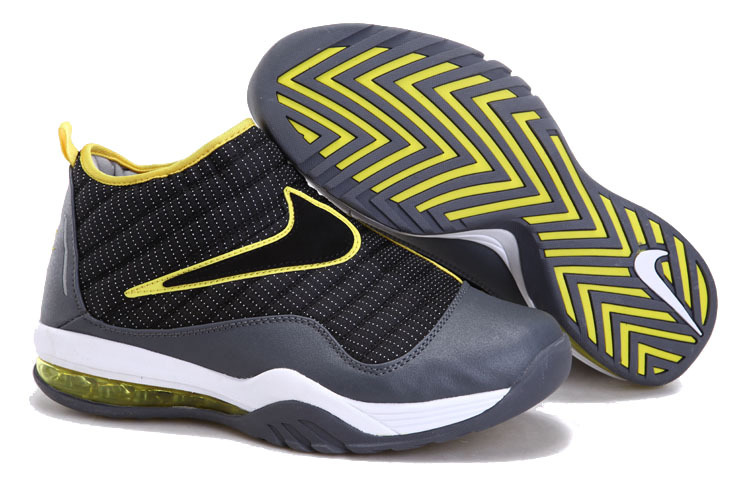 Nike Air Max Shake Evolve Black Grey Fluorscent Green Shoes