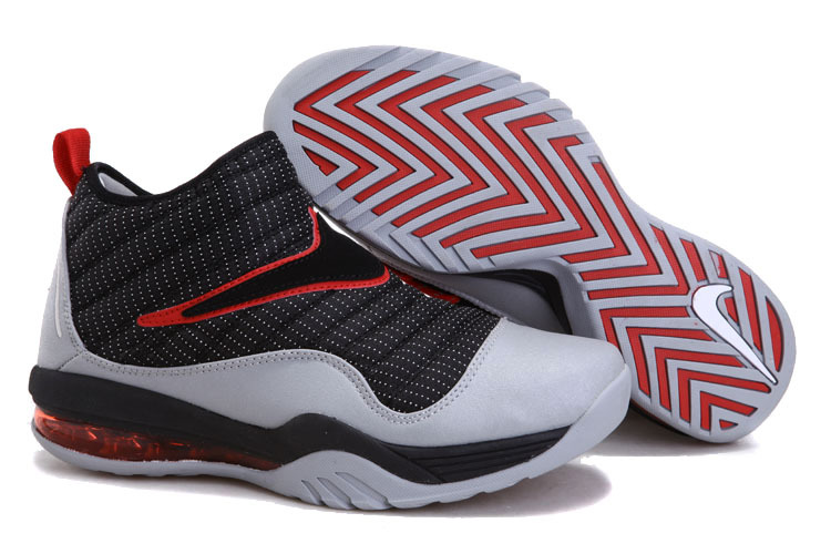 Nike Air Max Shake Evolve Black Grey Red Shoes