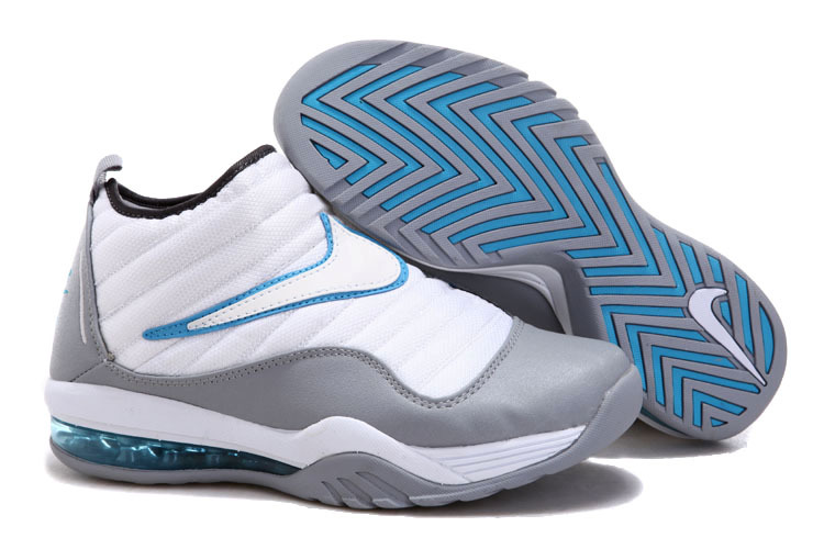 Nike Air Max Shake Evolve White Grey Blue Shoes