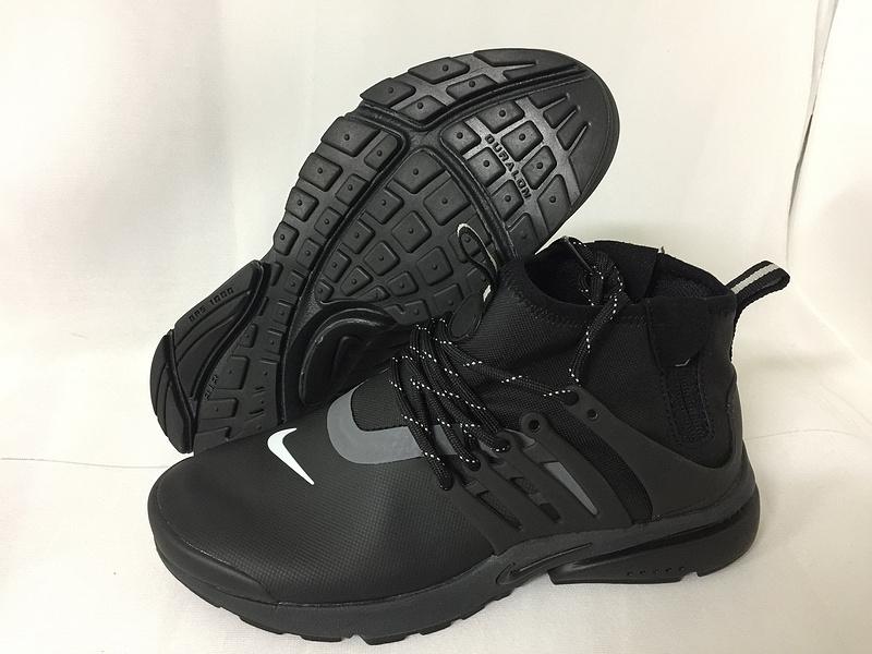 Nike Air Presto Suede Shoes
