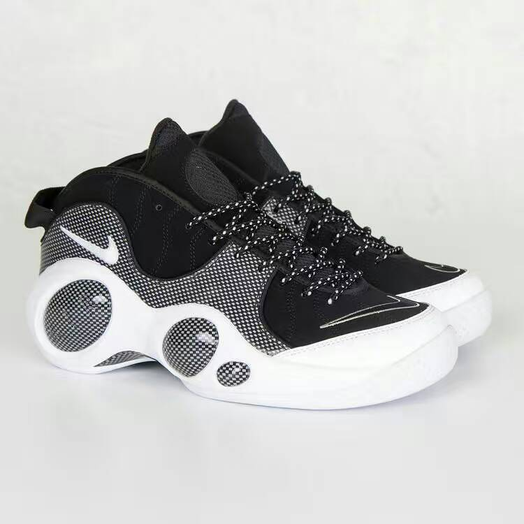 Nike Air Zoom Flight 95 SE Black White Shoes