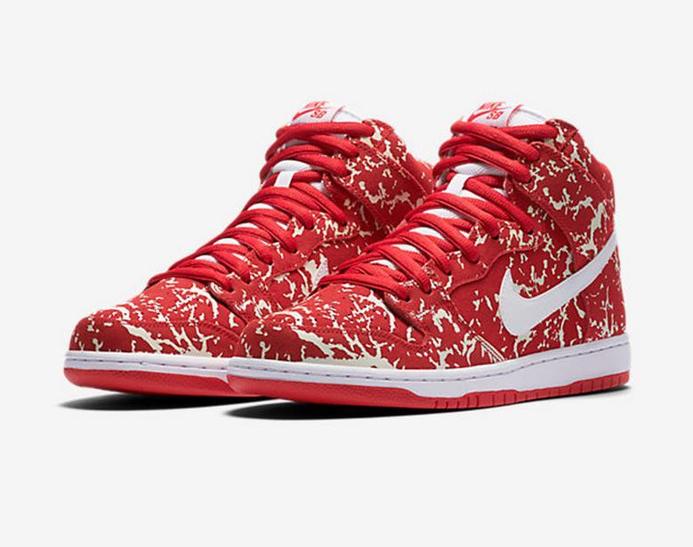 2d7b0a4b832c Nike SB Dunk Hi Pro Cherry Blossoms 305050 106 Shoes  NKOBE3650 ...