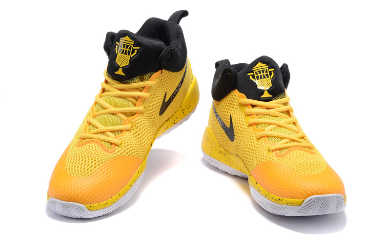 Nike HyperRev 2017 Yellow Black Shoes