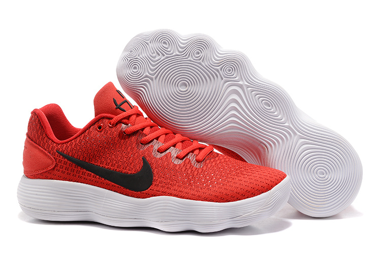 Nike Hyperdunk 2017 Red Black Shoes