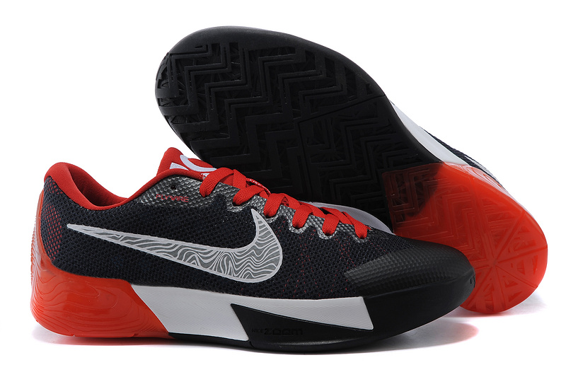 Nike KD Trey 5 II Black Grey Red Shoes