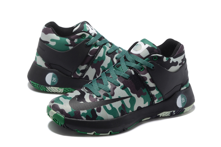Nike KD Trey V Camouflage All Star Shoes