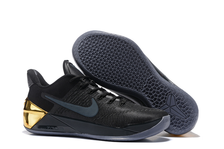 11111664b2c4 Featured Products - Kobe Bryant A.D Shoes. Nike Kobe 12 A.D Black Gold Shoes