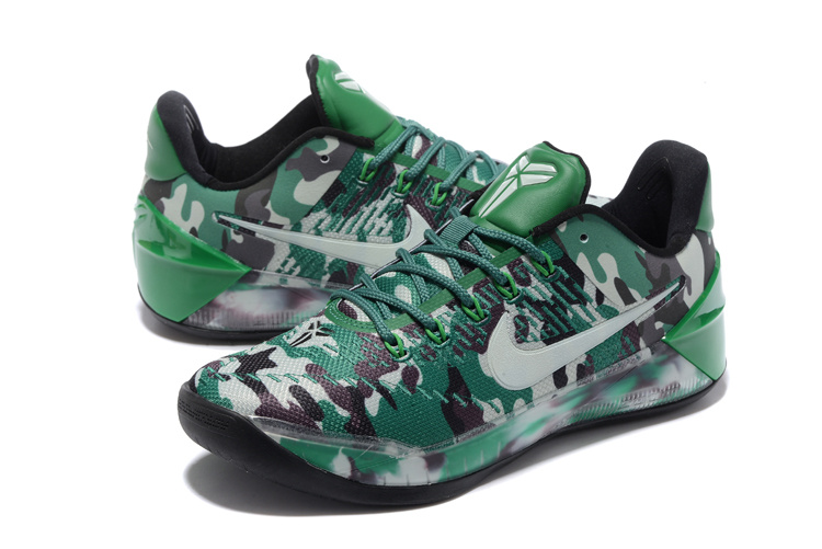 Nike Kobe 12 Camouflage All Star Shoes