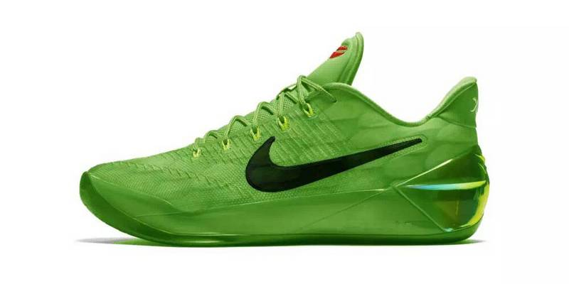 Nike Kobe A.D All Green Shoes