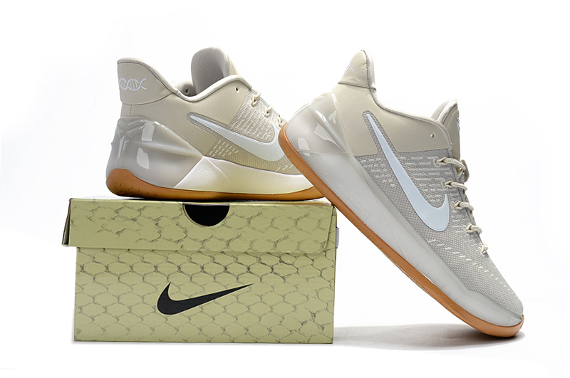 Nike Kobe A.D Beige Shoes - Click Image to Close