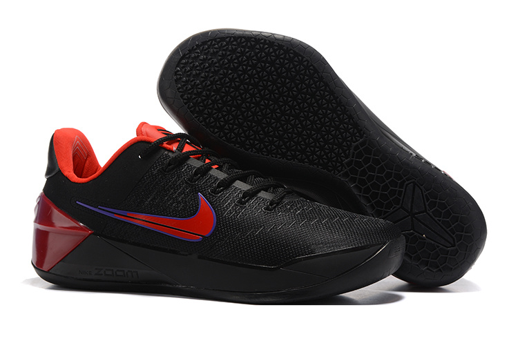 Nike Kobe A.D Fantasy Hook Black Red Purple Shoes
