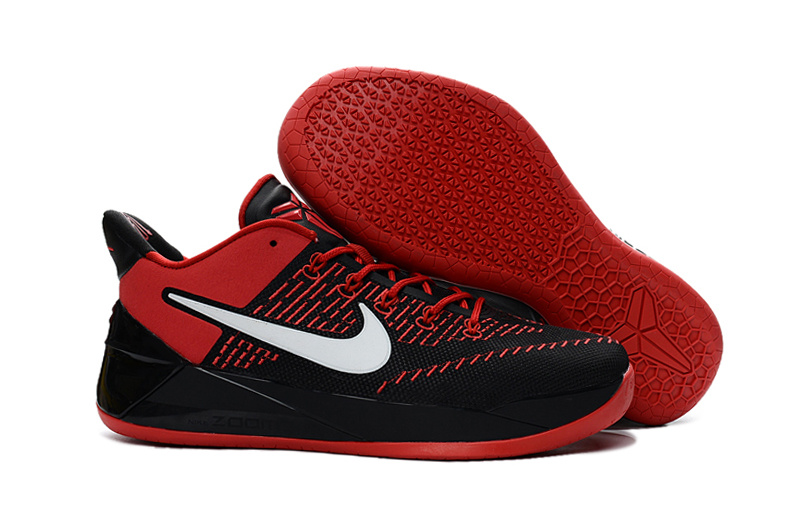 Nike Kobe A.D Red Black Shoes