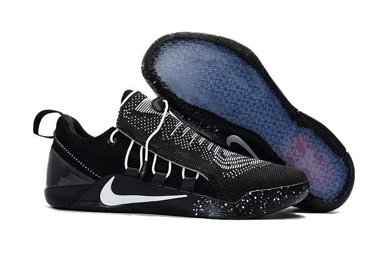 Nike Kobe A.D. NXT Flyknit Black White Shoes
