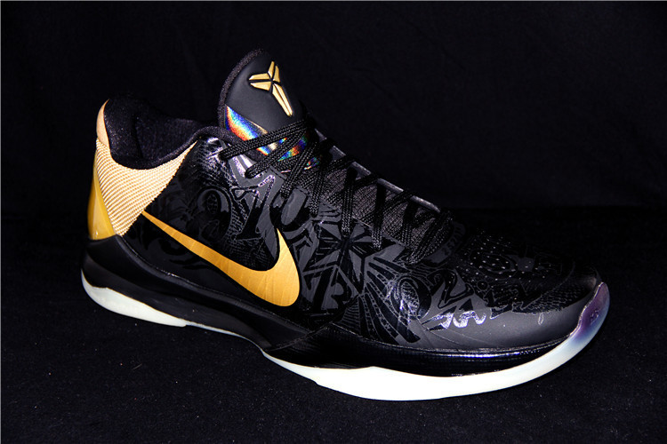 2107ae563411 Original Nike Kobe Bryant 5 Basketball Shoes