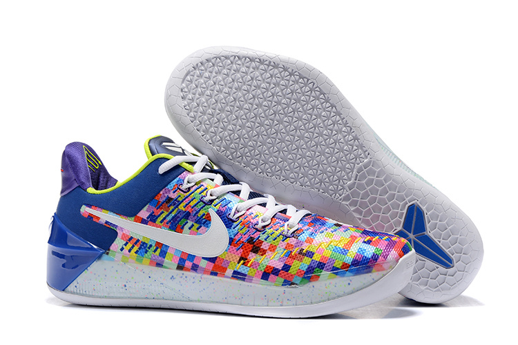 Nike Kobe Bryant A.D Colorful Shoes