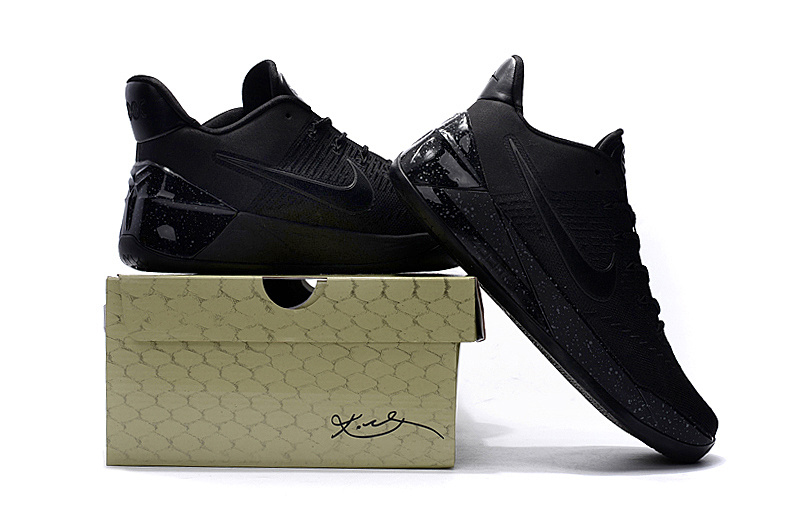 Nike Kobe Bryant A.D. All Black Black Shoes