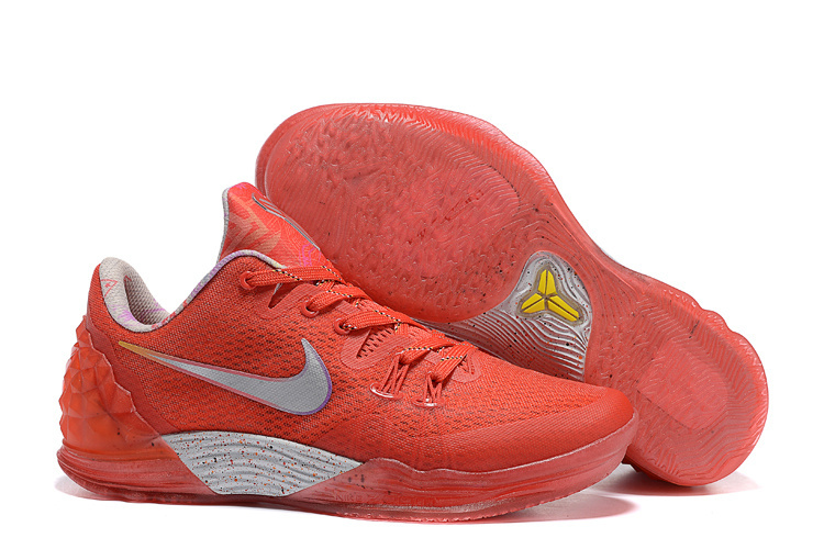 Nike Kobe Venomenon 5 Sun Red Shoes