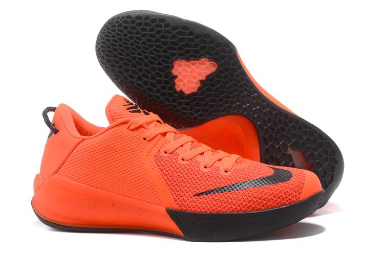 purchase cheap 0a039 cfc94 Nike Kobe Venomenon 6 Orange Black Shoes