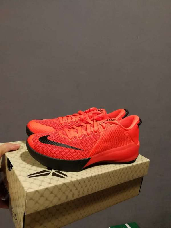 Nike Kobe Venomenon 6 Red Black Shoes