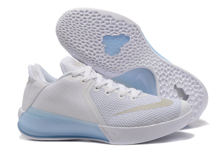 Nike Kobe Venomenon 6 White Baby Blue Shoes