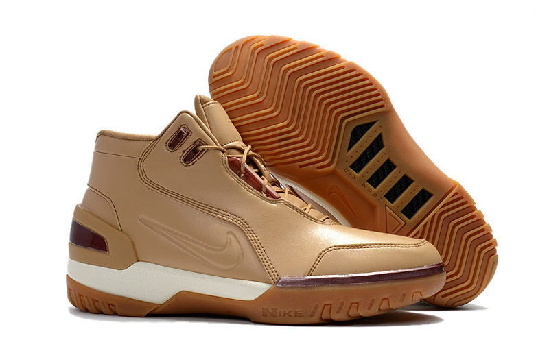 Nike LeBron I Retro Beige Shoes
