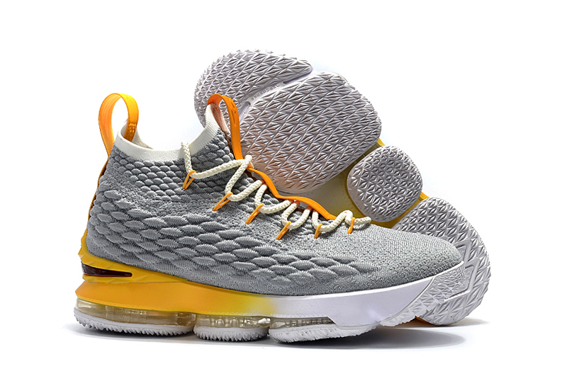 Nike Lebron James 15 Wolf Grey Yellow Shoes 17kobe121508 86 00 Original Kobe Shoes Cheap Kobe Shoes