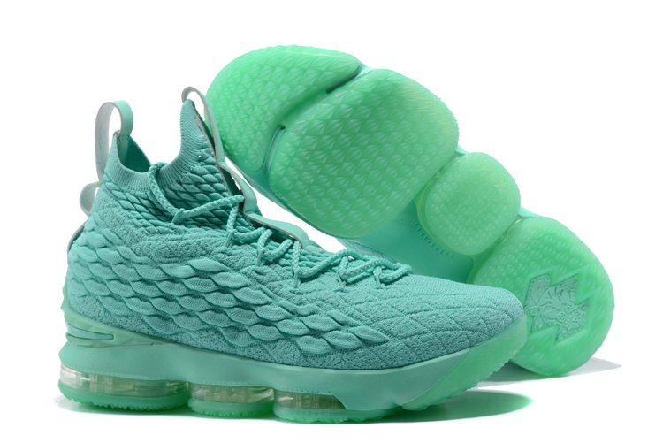 Nike Lebron 15 Gint Green Shoes