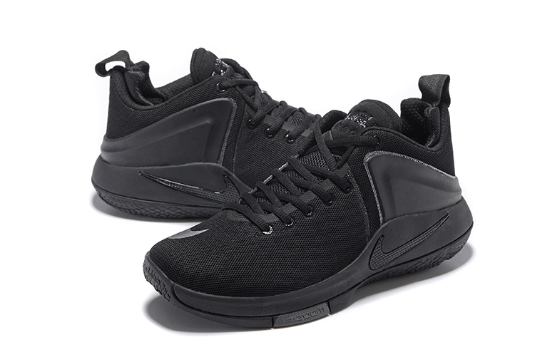 Nike Lebron Witness 1 All Black Shoes