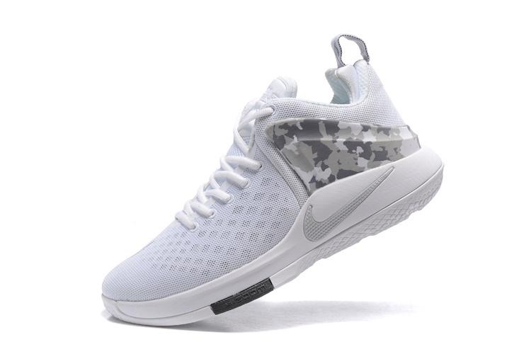 64de05d06806f ... top quality nike lebron witness 1 white grey shoes b7818 46cf2