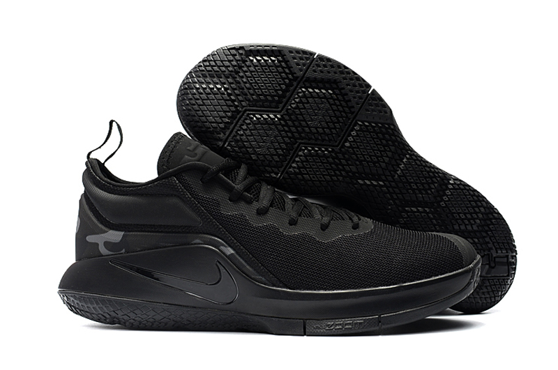 Nike Lebron Witness II All Black Shoes