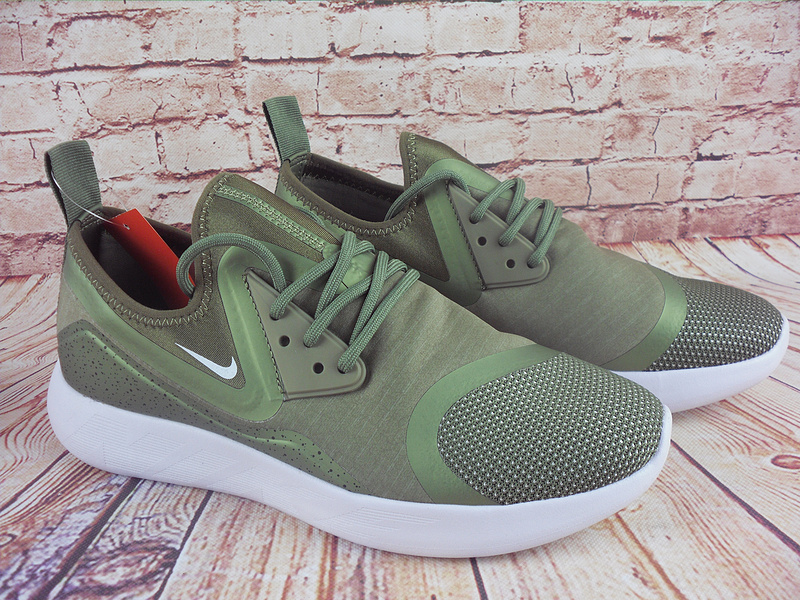 Nike Lunarcharge Premium LE Army Green Shoes