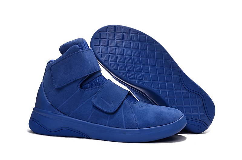 Nike MARXMAN All Blue Shoes