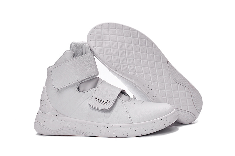 Nike MARXMAN All White Shoes