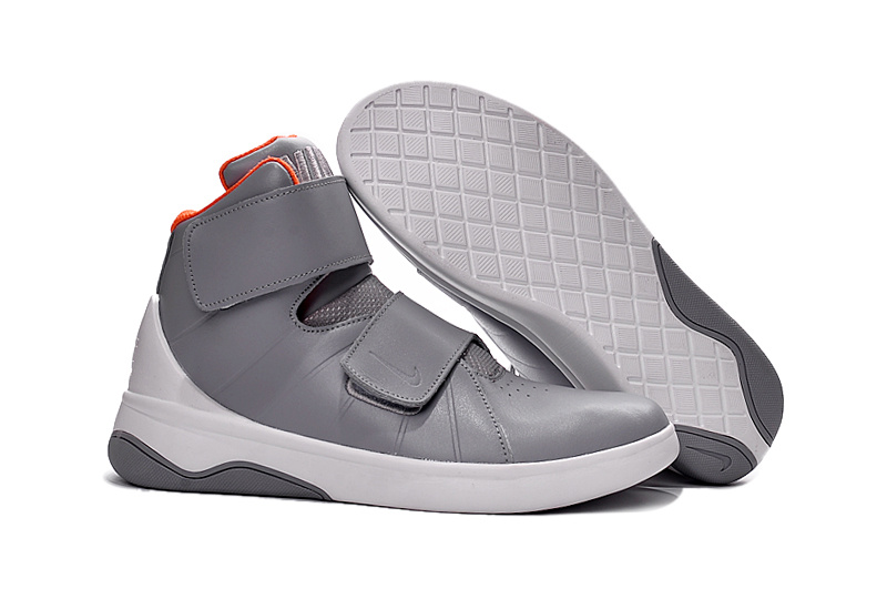 Nike MARXMAN Grey White Shoes
